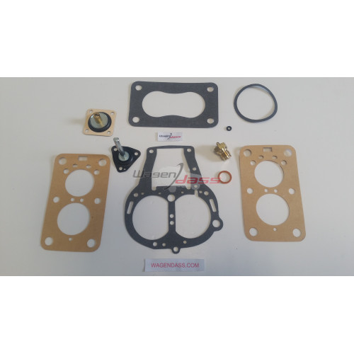 Service Kit for carburettor Pierburg 32DIDTA on Audi 80