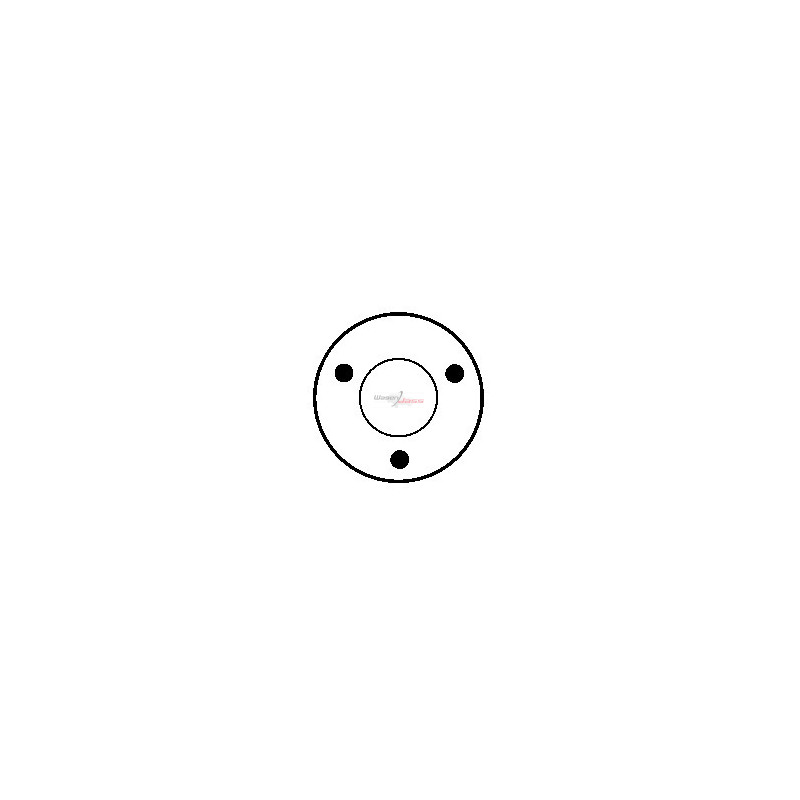 Contacteur / Solénoïde pour démarreur Bosch 0001108023 / 0001108075 / 0001125055