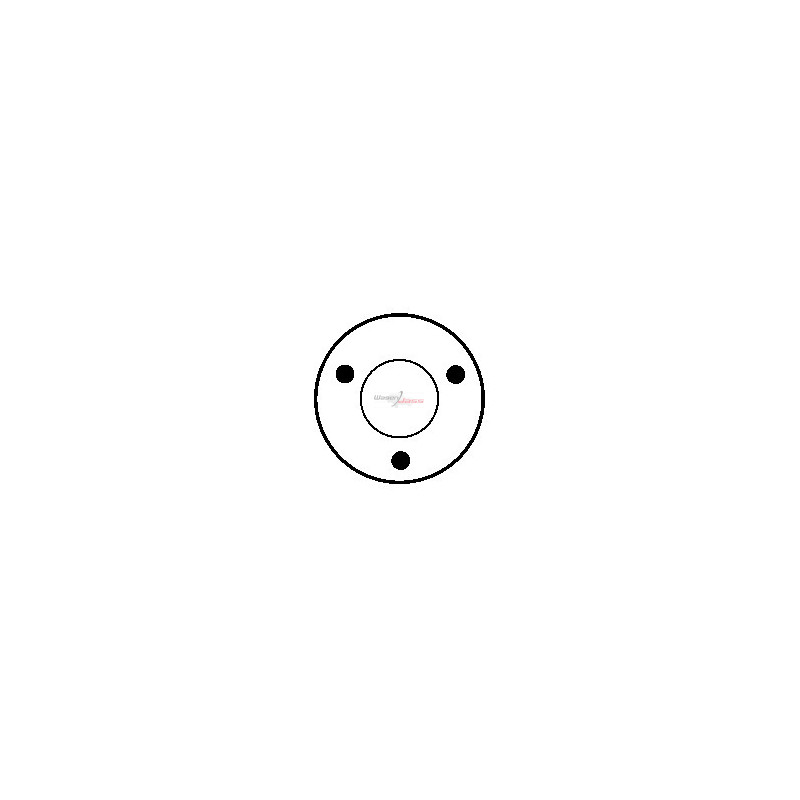 Magnetschalter für anlasser BOSCH 0001108033 / 0001108035 / 0001108037