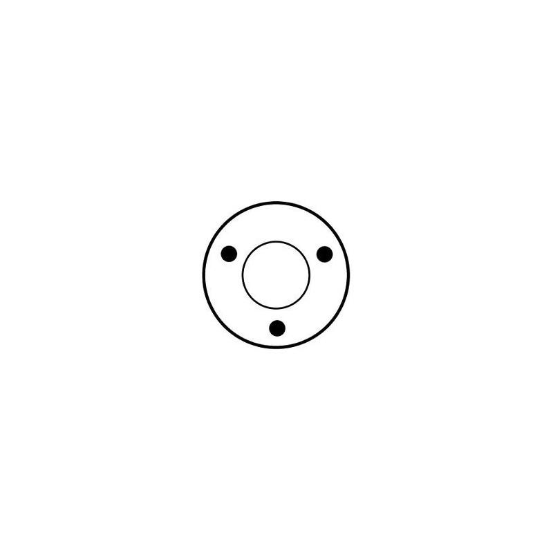 Relais / Solénoide pour démarreur D6RA181 / D6RA59 / D6RA81
