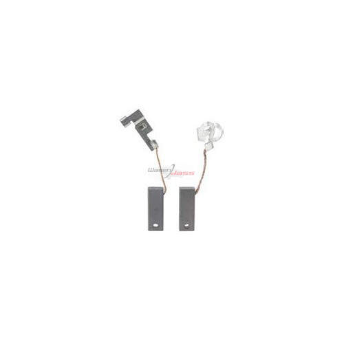 Brush set for alternator DELCO REMY 10463017 / 10463043 / 10463097