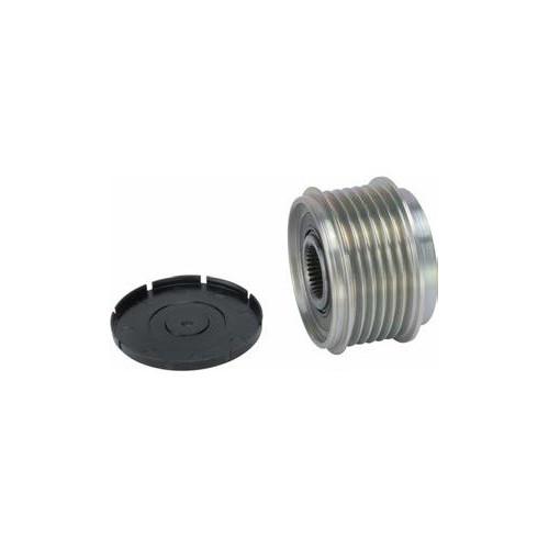 Poulie débrayable pour alternateur remplace INA F-550883 / F-550883.01 / F-550883.02