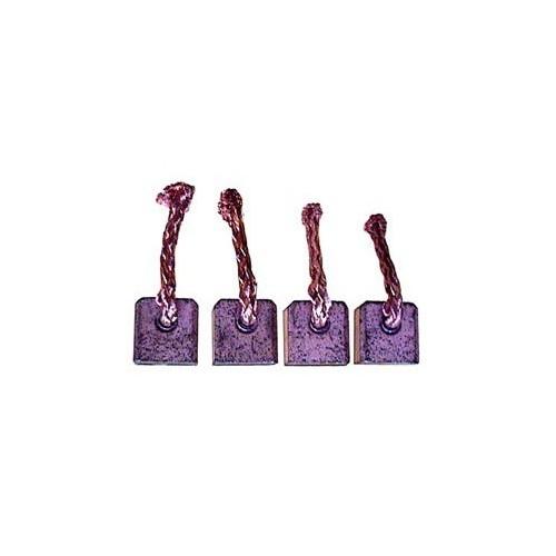 Kohlensatz für anlasser BOSCH 0001363101 / 0001363111