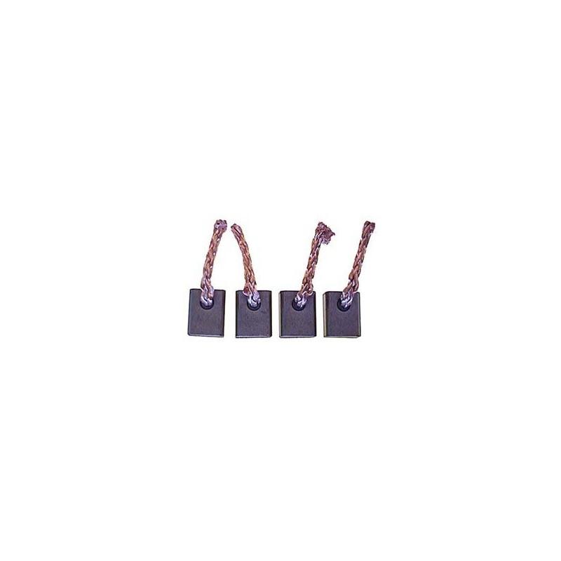 Kohlensatz für anlasser BOSCH 0001312103 / 0001313006 / 0001314005