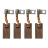 Brush set for starter BOSCH 0001354004 / 0001354005 / 0001354016