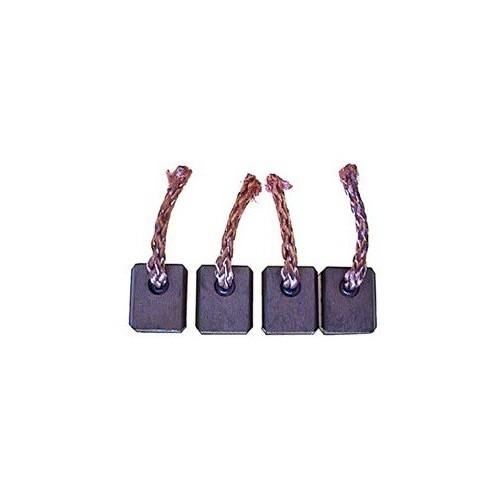 Brush set for starter BOSCH 0001208004 / 0001208006 / 0001208007