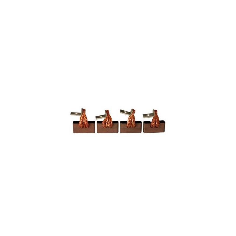 Kohlensatz für anlasser BOSCH 0001370001 / 0001370002 / 0001370003