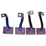 Brush set for starter BOSCH 0001368001 / 0001368002 / 0001368003