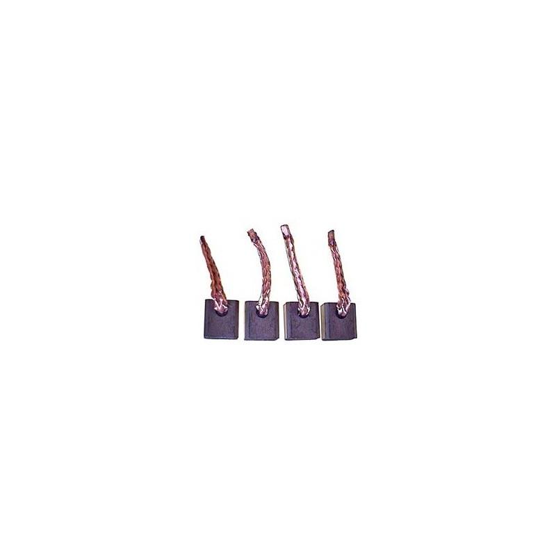 Kohlensatz für anlasser BOSCH 0001362300 / 0001362301 / 0001362302