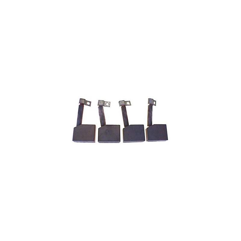 Brush set for starter BOSCH 0001410029 / 0001410062 / 0001416001