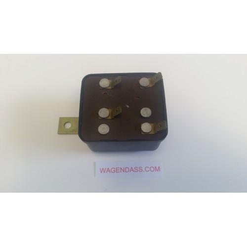 Centrale clignotante Scintex-sanor pour caravane
