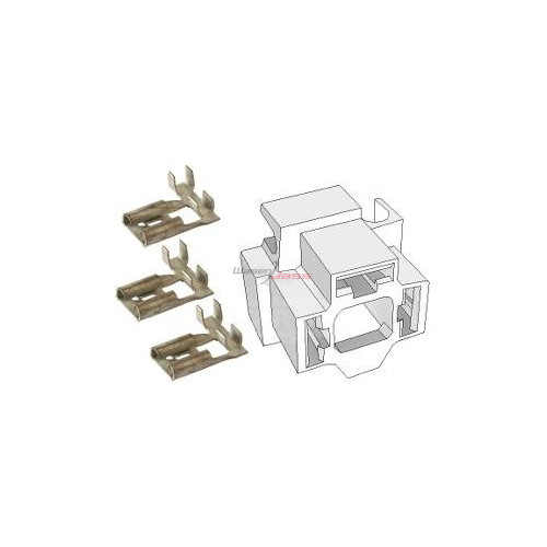 Kit Porte lampe pour douille P43t