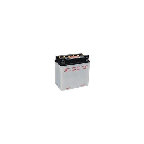 Batterie Moto / scooter YB9B 12 volts 9 ampères