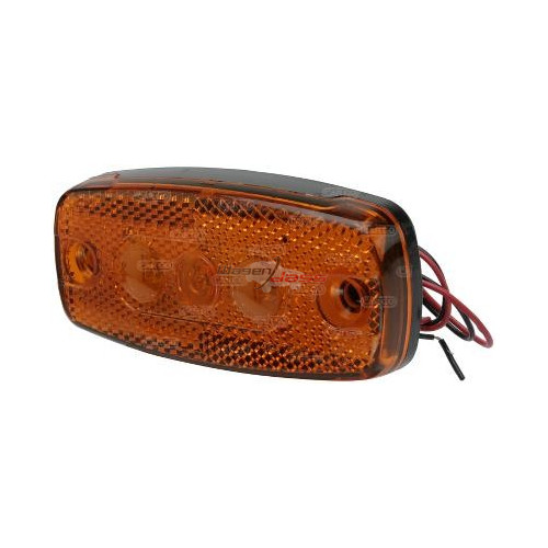 LED Side Marker Lamp e-approval