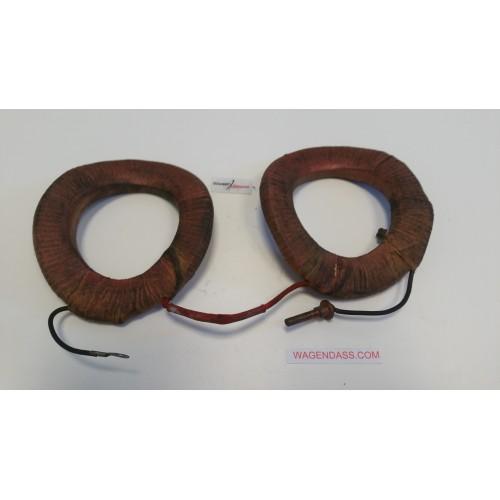 -'Field coil for dynamo Paris-Rhone G13R57 / G13R61