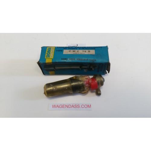 Ensemble Piston-cylindre Sigma CMC75S pour pompe injection
