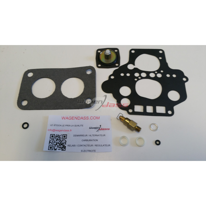 Service Kit for carburettor 30/32DMTR on AUTOBIANCHI Y10 Turbo