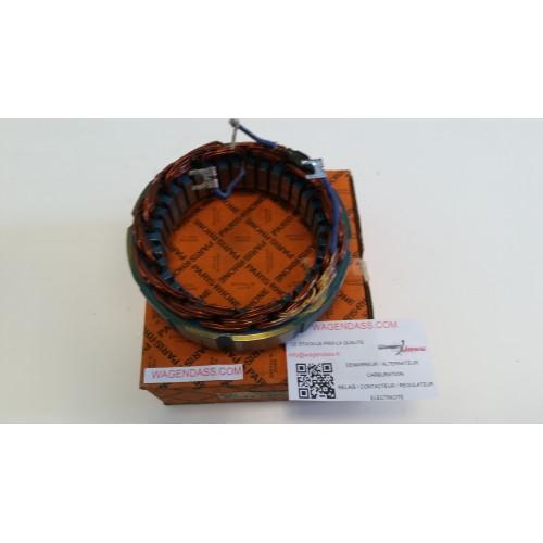 Stator pour alternateur Paris-rhone A13R73 / A13R99 / A13R104 / A13R128