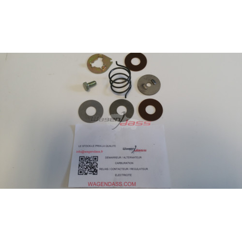 Set of frein for Armature from starter PARIS-RHONE D8E49 / D8E51 / D8E55