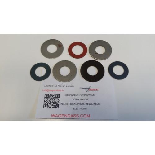 Set of frein for Armature from starter Paris-Rhone D10B39 / D10B40 / D10B41