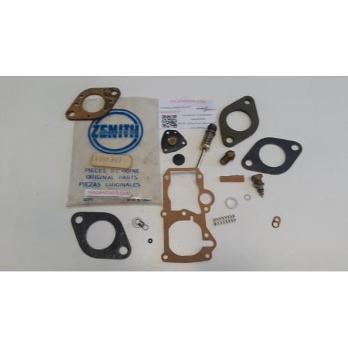 Pochette de joint zénith 4V10887 pour carburateur zenith 32IF2