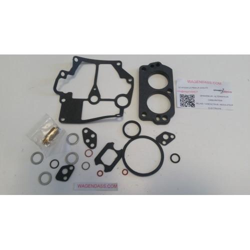Gasket Kit for carburettor NIKKI on Beford MIDI engine Isuzu
