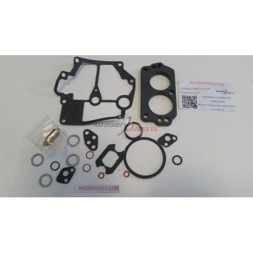 Service Kit for carburettor NIKKI on Beford MIDI engine Isuzu