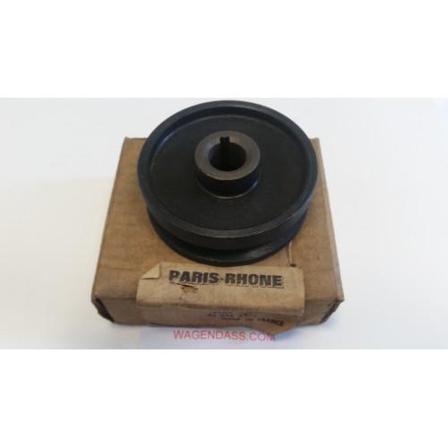 Riemenscheibe für lichtmaschine Paris-Rhone A13M2 / A13M5 / A13M11