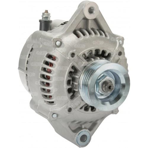 Alternator replacing DENSO 100211-8070 / 100211-7600 / 100211-7440