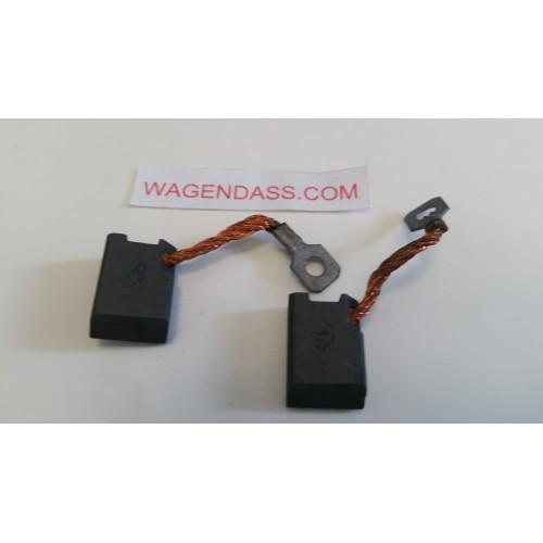 Kohlensatz / Kohlensatz für dynamo FIAT DVS 90 / 12 / 16 3S