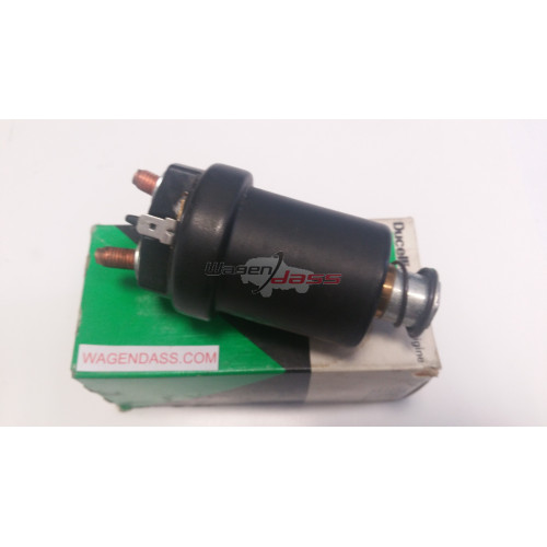 Solenoid for starter DUCELLIER 6223A / 6244A / 6245A