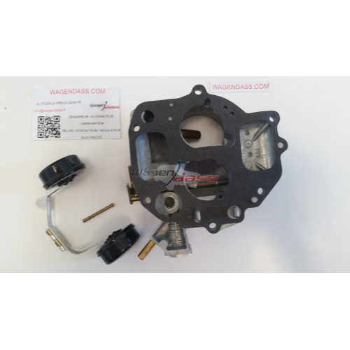 Top tank part with float for carburettor 26/35CSI