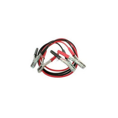 Booster cable set 25 mm² 120 Amp for Battery