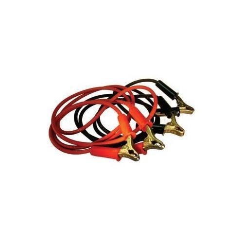 Jeu de câbles démarrage 35 mm² 290 ampères pour batterie