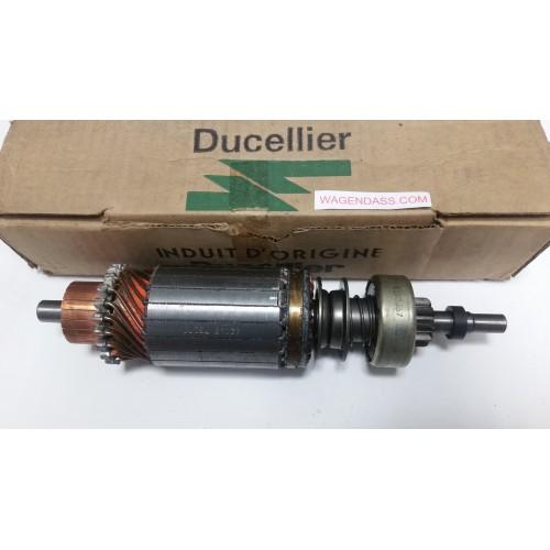 Ensemble drive / armature for starter DUCELLIER 6162A / 6162C / 6162E