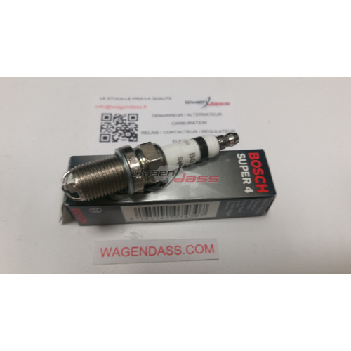 Bougie d'allumage Bosch FR78 / 0242232501