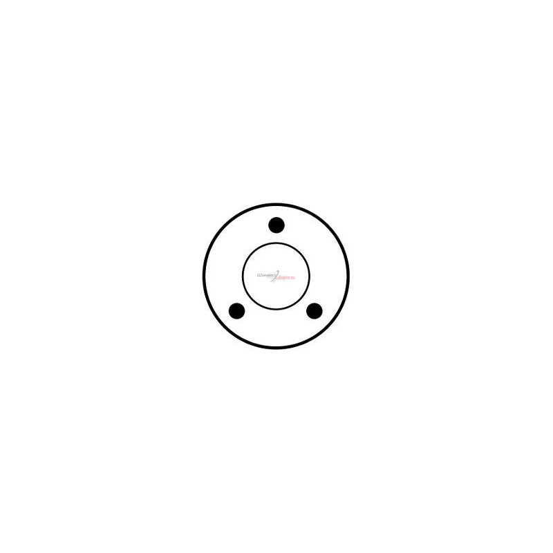 Relais / Solénoide pour démarreur D6RA26 / D6RA30 / D6RA47