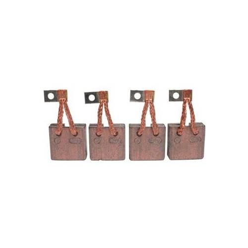 Jeu de balais / charbon pour démarreur Bosch 0136352005 / 0136355049 / 0136355050