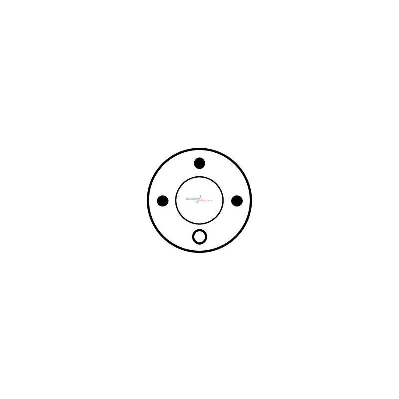 Relais / Solénoide pour démarreur Mitsuba SM402-01 / sm442-32 / sm442-36