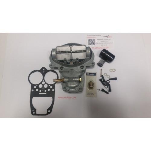 Couvercle pour carburateur solex 32/32MMISA 12856 sur R14TS