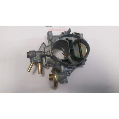 Top tank part for carburettor WEBER 32/34DRTM 11/100 on Citroen BX16