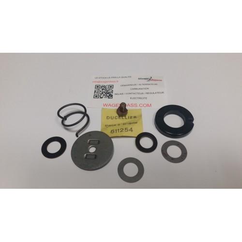 Set of frein für anlasser DUCELLIER 6020E / 6020F / 6081E