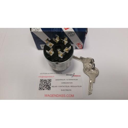 Contacteur to clé / préchauffage BOSCH 0342316002