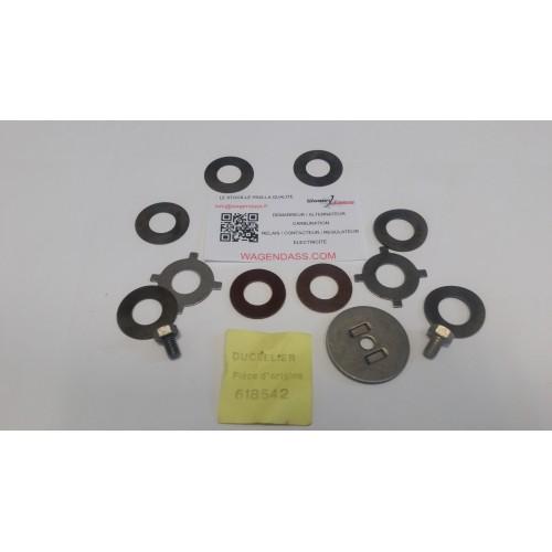 Set of frein für anlasser DUCELLIER 6178A / 6178B / 6178C