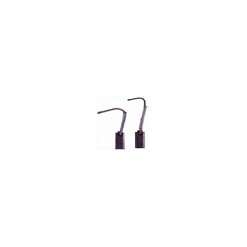 Kohlensatz für lichtmaschine BOSCH 0120339547 / 0120400653 / 0120450030