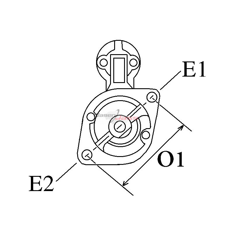 Anlasser ersetzt LUCAS 26371 / 26371a / 26400