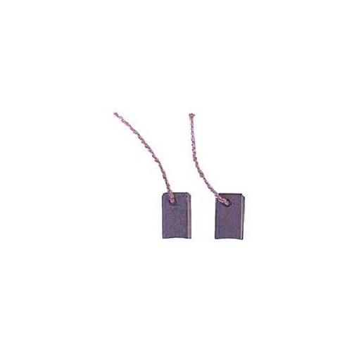 Brush set for alternator BOSCH 0120340001 / 0120340002 / 0120340003