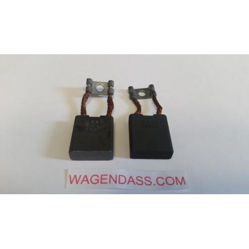 Jeu de balais pour dynamo G11R60/76/111/116