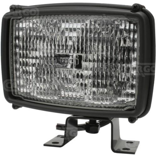 Work Lamp rectangular 136x88 mm H3