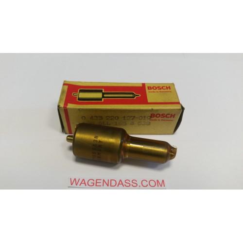 diesel injector BOSCH 0433220127 / 125DLL155S538